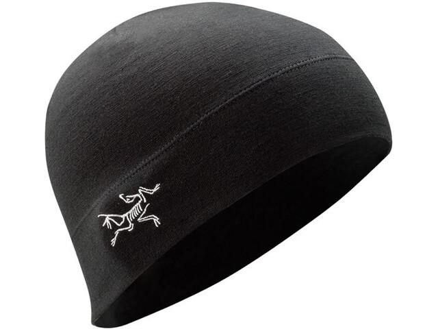 Arcteryx Rho LTW Beanie Black